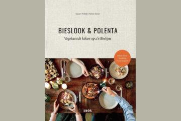 bieslook en polenta