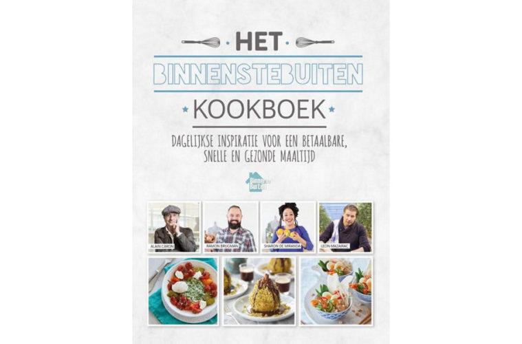 het binnenstebuiten kookboek - kookboeken nwz