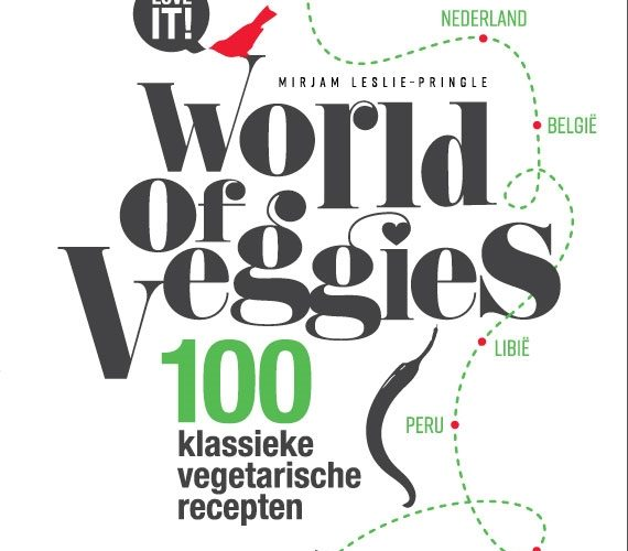 World of Veggies Mirjam Leslie-Pringle