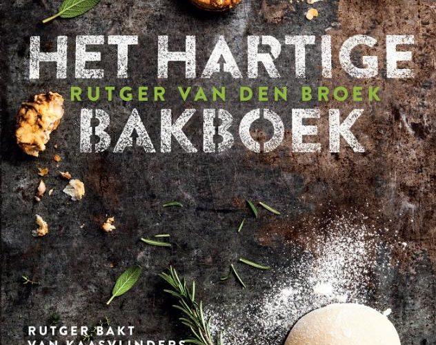 het hartige bakboek Rutger van den Broek