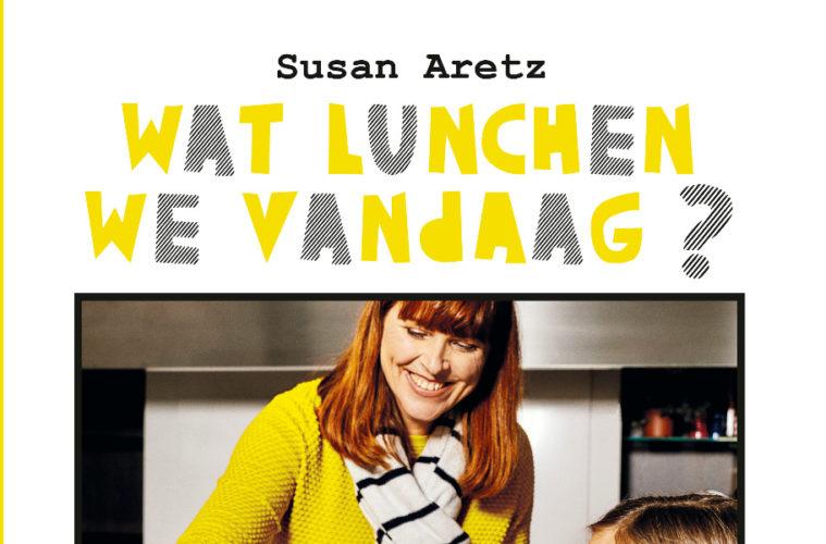 Wat lunchen we vandaag? van Susan Aretz
