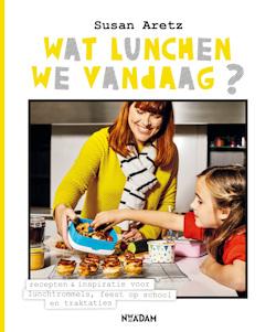 Wat lunchen we vandaag ? van Susan Aretz recensie