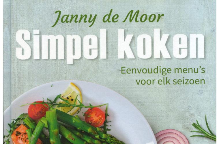 Simpel koken van janny de moor kookboeken nwz