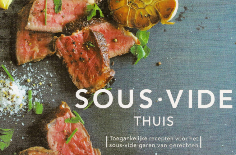 sous-vide thuis - lisa q. fetterman - kookboeken nwz
