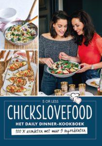 Chickslovefood Daily dinner kookboek