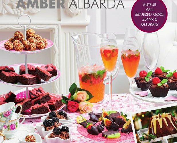 Gezond feesten Amber Albarda