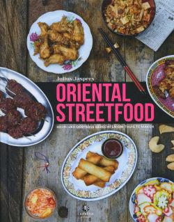 Oriental streetfood van Julius Jaspers