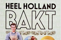 Heel Holland Bakt winnaarsboek