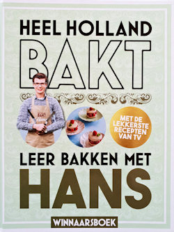 Heel Holland Bakt winnaarsboek
