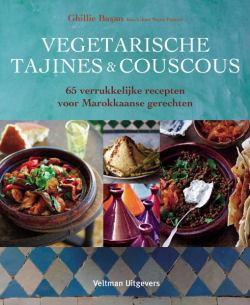 Vegetarische tajines en couscous van Ghillie Basan