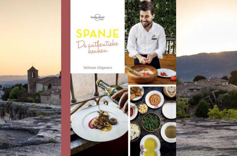Spanje de authentieke keuken kookboeken nwz