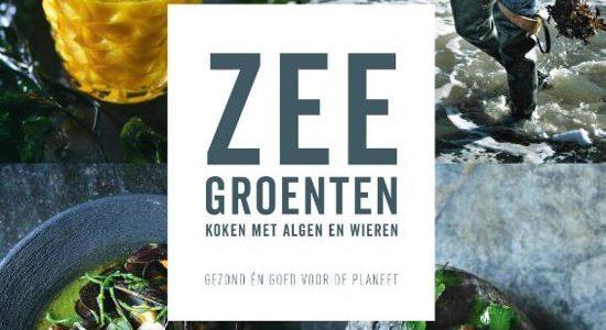 Zeegroenten, koken met algen en wieren