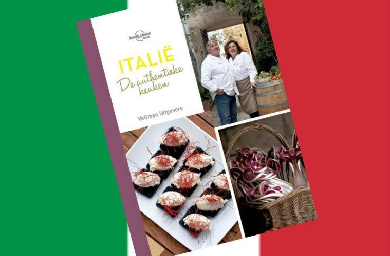 Italië de authentieke keuken kookboeken nwz