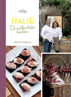 Italië, de authentieke keuken klein