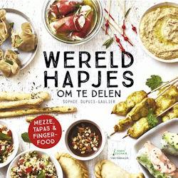 Kookboek recensie Wereldhapjes vierkant