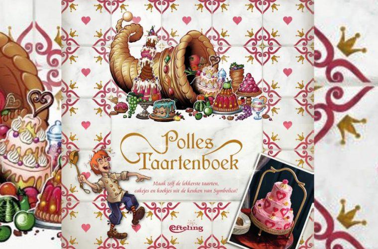 Polles taartenboek