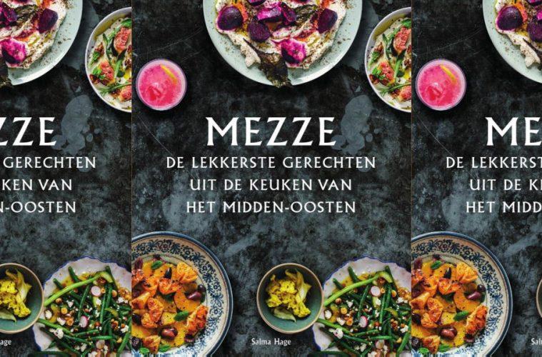 Mezze. de lekkerste gerechten uit de keuken van het midden oosten