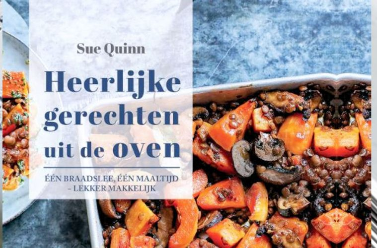Heerlijke gerechten uit de oven