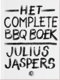 Gespot: Het complete BBQ boek van Julius Jaspers