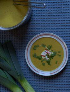 kikkererwten soep