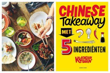 Chinese Takeaway met 5 ingredienten